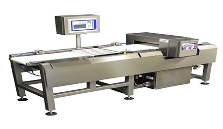Checkweigher/Metal Detector Combo